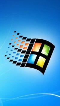 Rozpadający się Windows