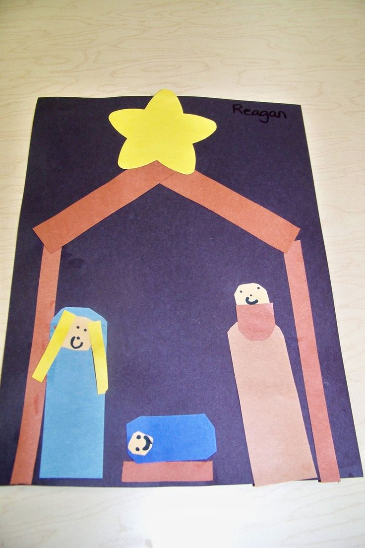 59 best images about happy birthday jesus on pinterest for Nativity crafts to make