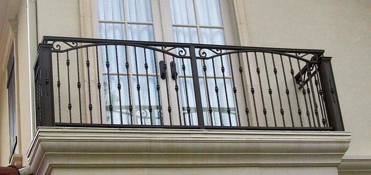 Ferforje Balkon Korkulukları 09