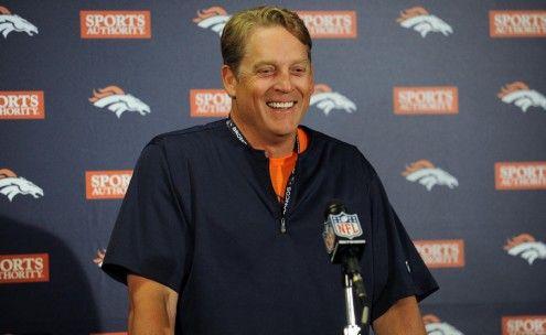 How big a change will Jack Del Rio be as Denver Broncos head coach?        #ProFootballDenverBroncos