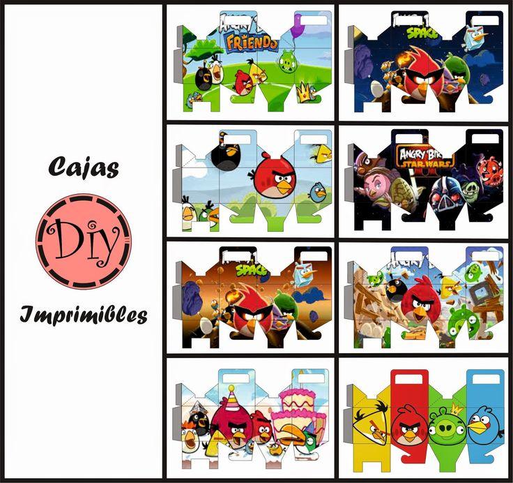 Hola!!! Vamos a inaugurar el blog con los Angry Birds , aquí encontrarás muchas imágenes para descargar, Imprimir y así amenizar cualquier...