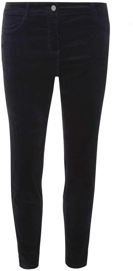 Petite Cord Frankie Jeans