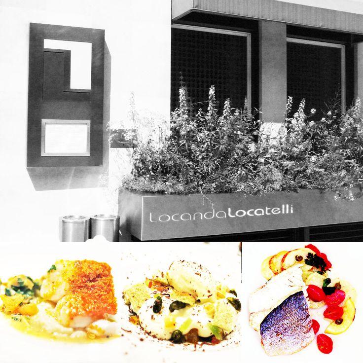 1 star - Restaurant Locanda Locatelli - London #italianfood #italianchef #italianrestaurant www.100ITA.com