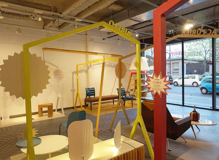 Exposition VIA – Design Addicts : La nouvelle vague d'édition française