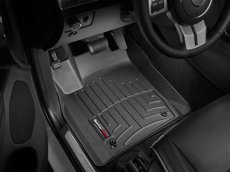2012 Jeep Grand Cherokee | WeatherTech FloorLiner - car floor mats liner, floor tray protects and lines the floor of truck and SUV carpeting...
