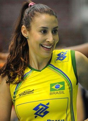 vôlei Sheilla Brasil e China grand Prix (Foto: FIVB)