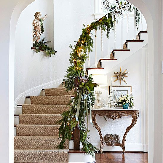 Layered Garland