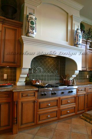 17 Best Images About 48 Quot Stone Range Hood On Pinterest