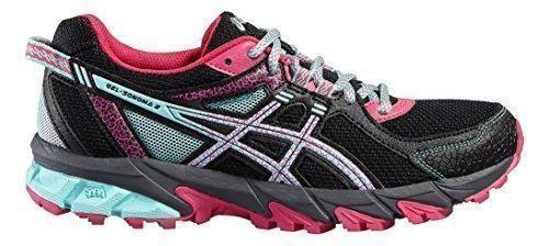 Oferta: 74.95€. Comprar Ofertas de Asics Gel-Sonoma 2, Zapatillas de Running para Asfalto Mujer, Multicolor (Black/Aqua Haze/Sport Pink), 39.5 EU barato. ¡Mira las ofertas!