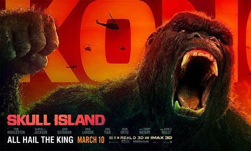 Kong Kafatası Adası