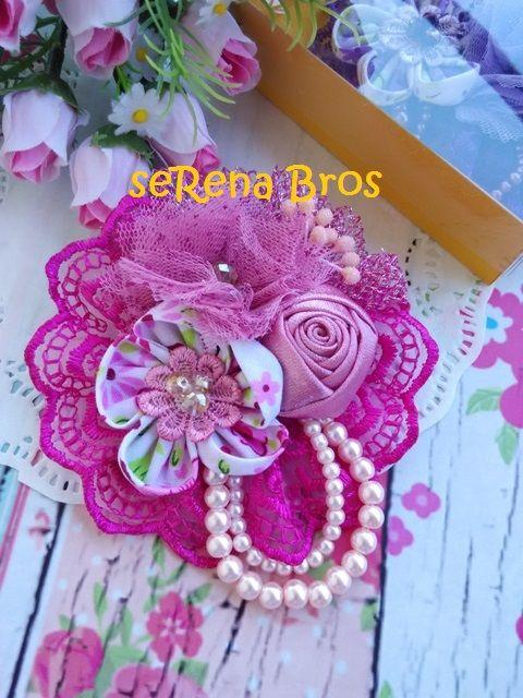 Bros Renda Satin