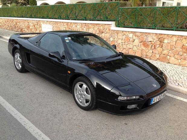 Carro usado por Senna deve chegar a R$ 350 mil em leilão - Honda NSX, de 1992, foi comprado pelo amigo de Senna Antonio Carlos de Almeida Braga Foto: Silvertone Auctions / Divulgação