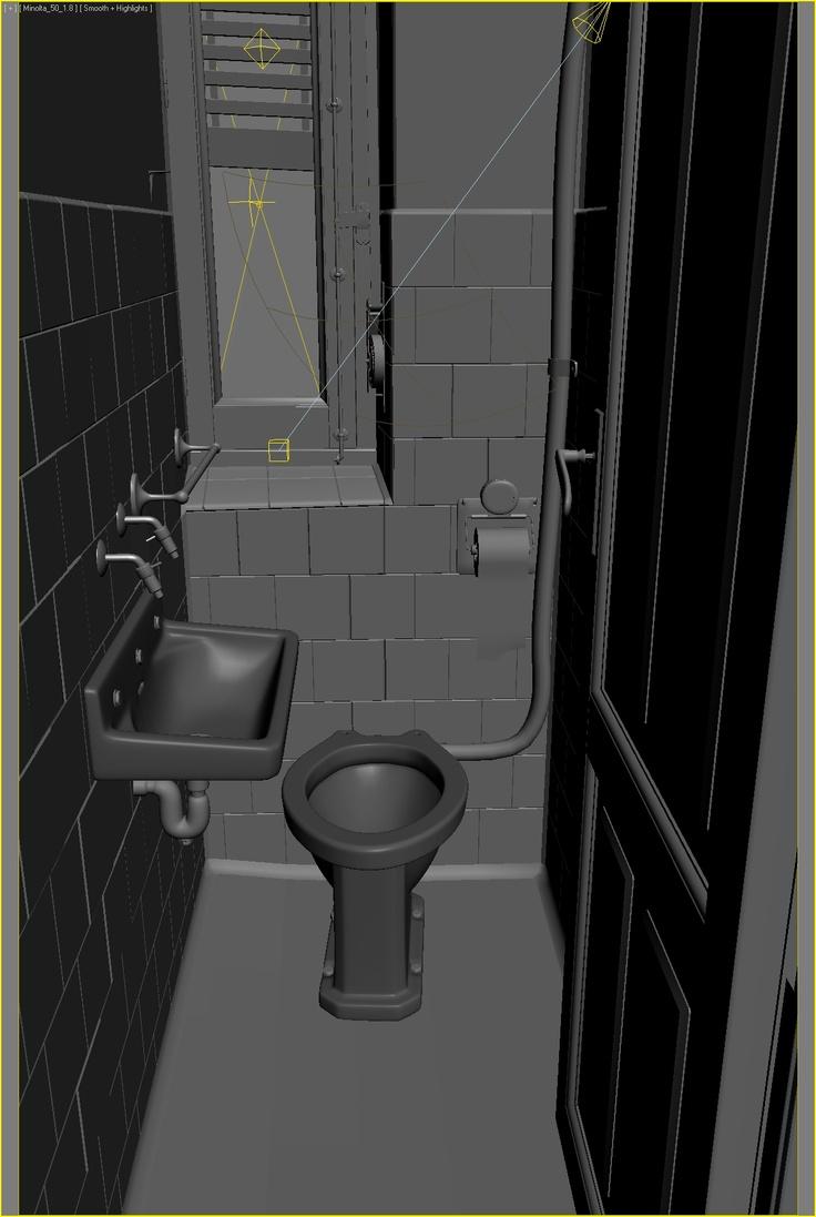 WC scene