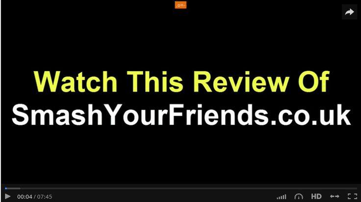 SmashYourFriends. co.uk – Is SmashYourFriends. co.uk A Scam? https://freesnapmilfs.wordpress.com/2016/11/08/smashyourfriends-co-uk-is-smashyourfriends-co-uk-a-scam-watch-this-smashyourfriends-co-uk-review/