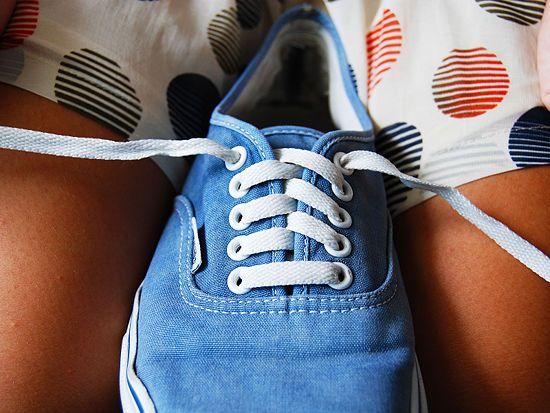 Vans Schuhe schnüren - wikiHow