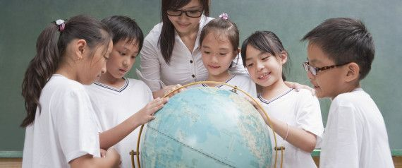 Average Teacher Salary Around The World Varies By Tens Of Thousands, Report Finds, HuffPostEd (Oct13)