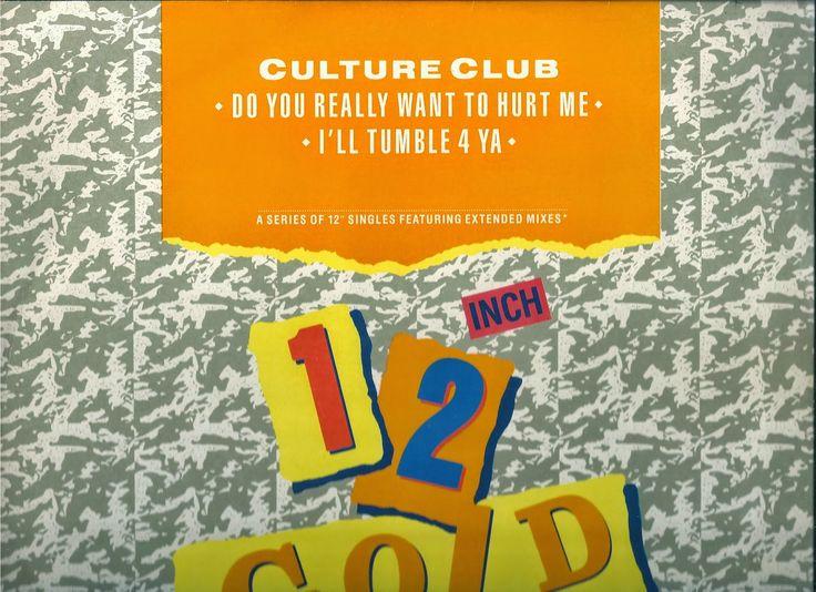 http:// medusaboy.blogspot.it  MEDUSABOY: Cullture Club - Do you really want to hurt me / I'...