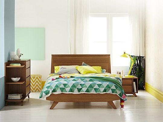 Jasper Bed Frame: Queen Bed Frame