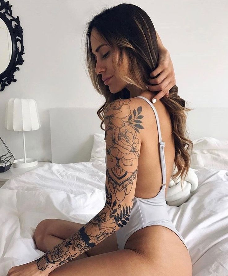 Tattoos for women – 300+ image ideas