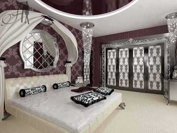 teenage girls purple paradise luxurious bedroomsluxury