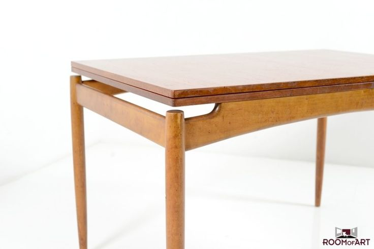 Mid Century Dining Table Mid Century Vintage Dining Table | Modernism