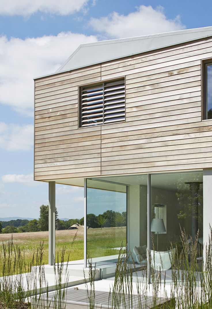Sussex House - Wood Awards