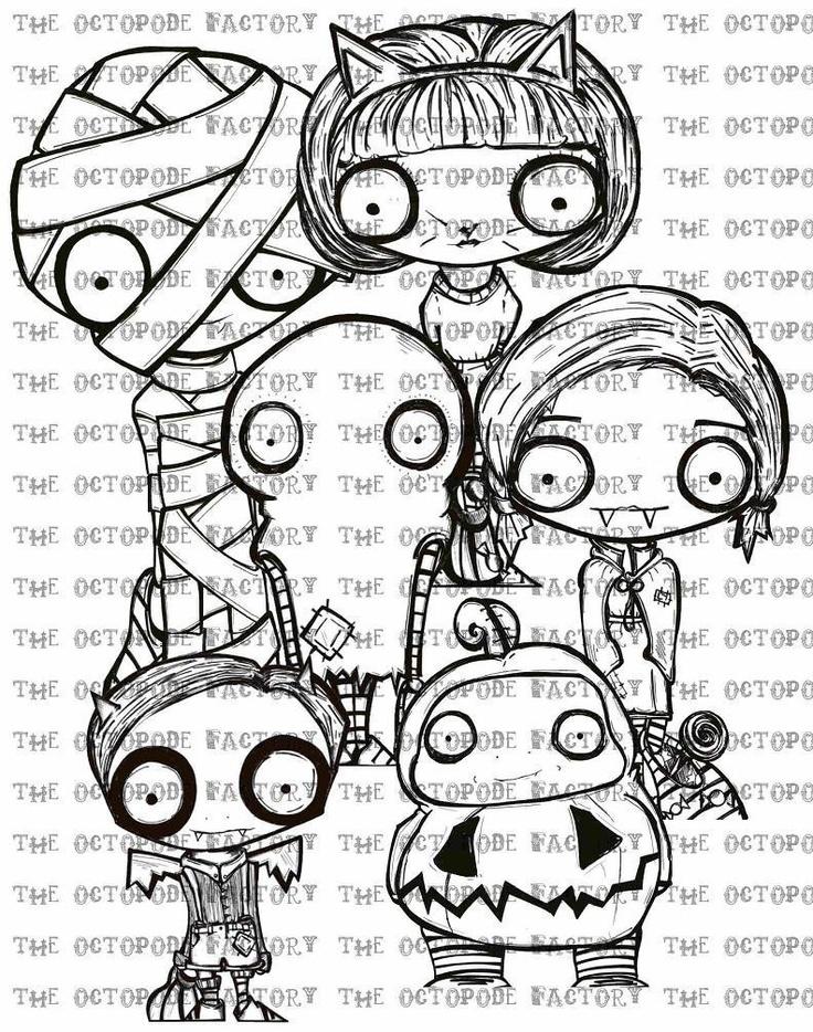 Best 25+ Halloween drawings ideas on Pinterest | Nightmare before ...