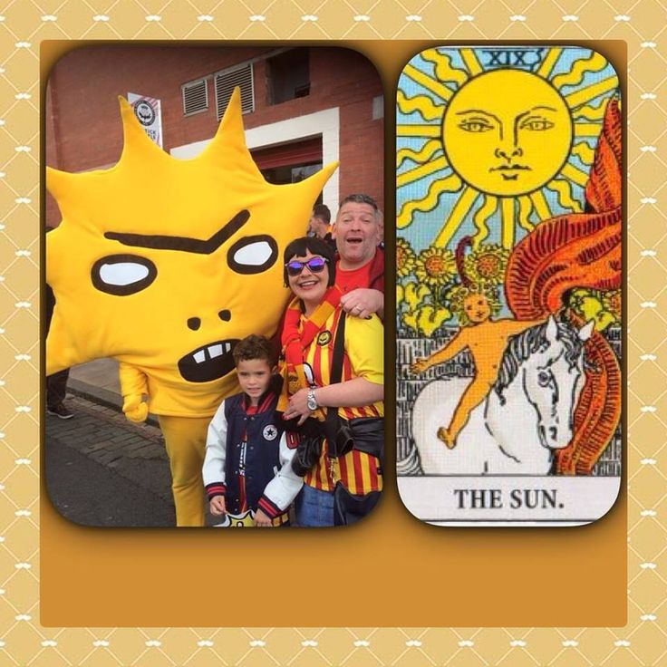 Tarot in the family. My brother, sister in law and their nephew with the truly scary Partick Thistle Football Club's Sun Mascot in Glasgow, Scotland. #Tarot #tarotreader #tarotcardreader #tarotnyc #tarotnewyork #tarotcardreadernewyorkcity #tarotcardreaderangelalucy fairy #tarotreaderangelalucy #psychic #psychicnewyork #psychicnewyorkcity #tarotparty #psychics #unionsquare #tarotreadernewyorkcity Michael #unionsquaretarot #newagepractitioner…