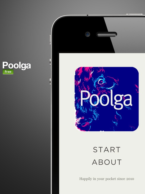 Art for your #iPhone. From the creators of Poolga.com #app