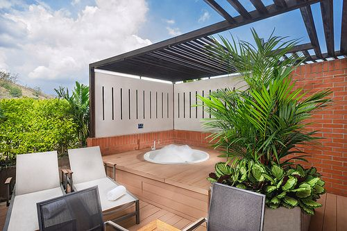 Luxury King suite con Jacuzzi — Hotel Spiwak, Cali - Colombia