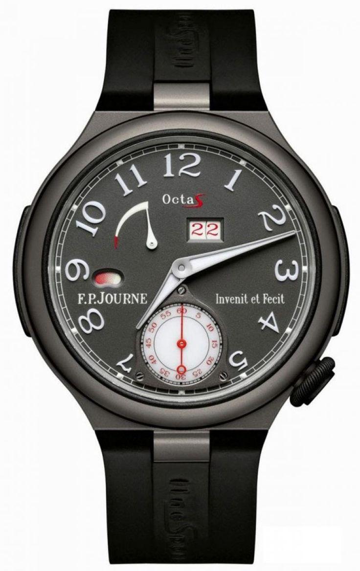 Часы F.P.Journe Octa Sport Titanium Rubber
