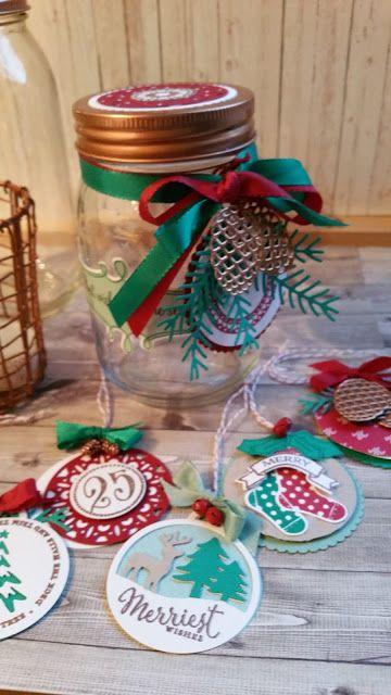 Christmas Pines and Hang Your Stockings