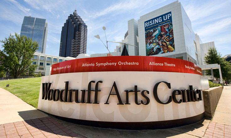 Young professionals, there are plenty of ways for you to get involved in the Atlanta arts community!