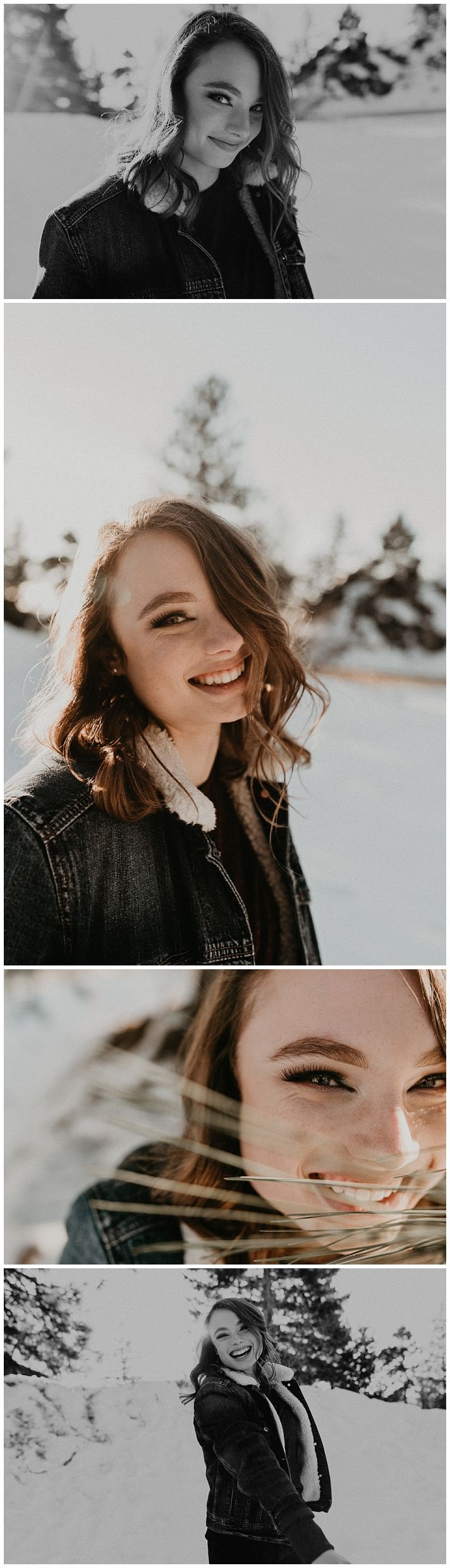 Boise Senior Photographer Makayla Madden Photography Senior Pictures Bogus Basin Mountain Ski Resort Worship Faith Adventure Mountains Portraits Winter Senior Session Idaho Snow Senior Pics Senior Girl Outfit Ideas Inspiration