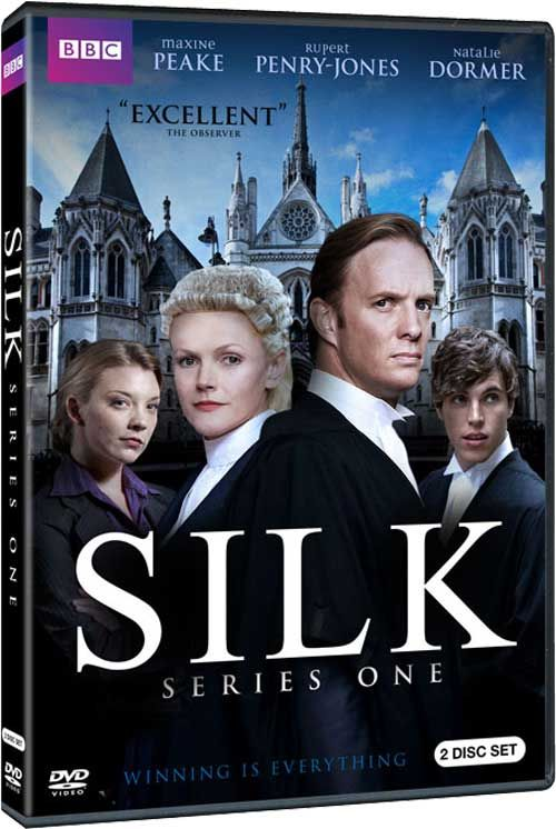 Silk - BBC Home Entertainment Announces a DVD Release for North America