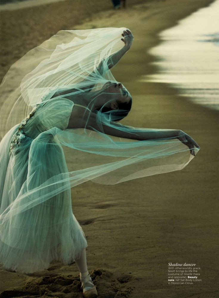 Australian Ballet Jubilee by Will Davidson for Vogue Australia November 2012