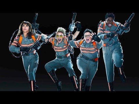 Ghostbusters Full Movie 2016 -  Melissa McCarthy, Kristen Wiig, Kate McK...