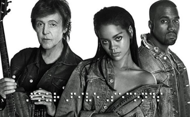 "On Episode 8 of #PopUnmuted, we talk about the importance of charts both Billboard and the new collaboration between #Rihanna, #KanyeWest, and #PaulMcCartney, ""Four Five Seconds""."