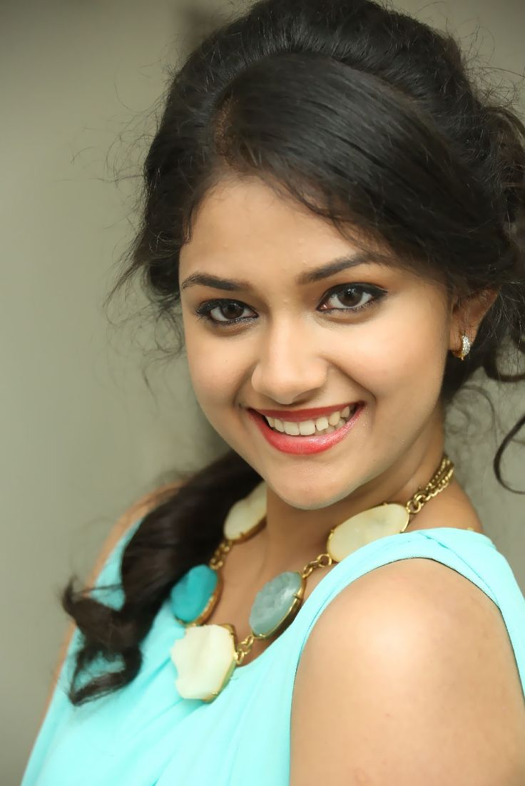 Tamil Actress Keerthy Suresh