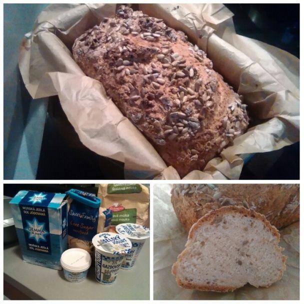 Špaldový chlieb (fotorecept) - obrázok 1