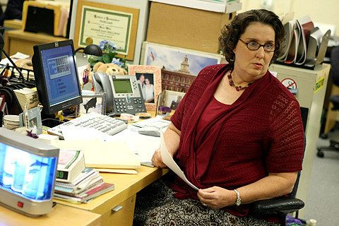 """I got Phyllis! Which Lady From """"The Office"""" Are You?"""