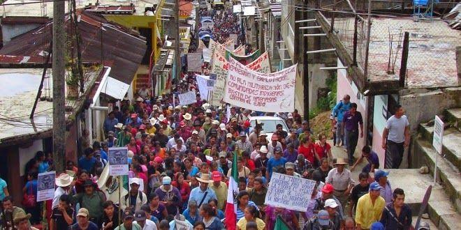 Chiapas: Ejido Tila denuncia los planes del gobierno para organizar a grupos contra la comunidad