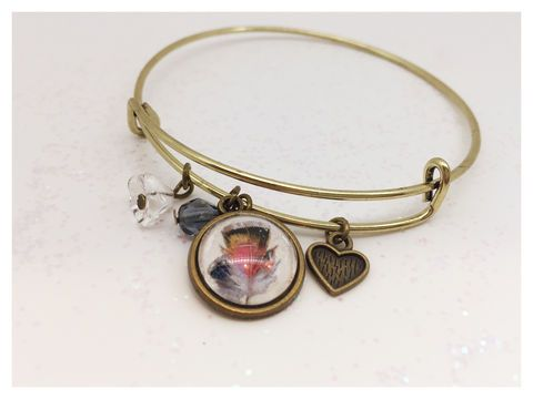 Birds of a Feather Bangle