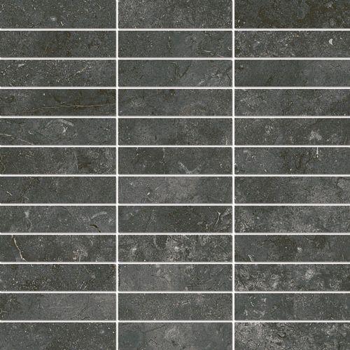 Porcelain tiles - Buxi mosaic basalto 30x30 cm. Arcana Tiles | Arcana Cerámica | Wall Tile