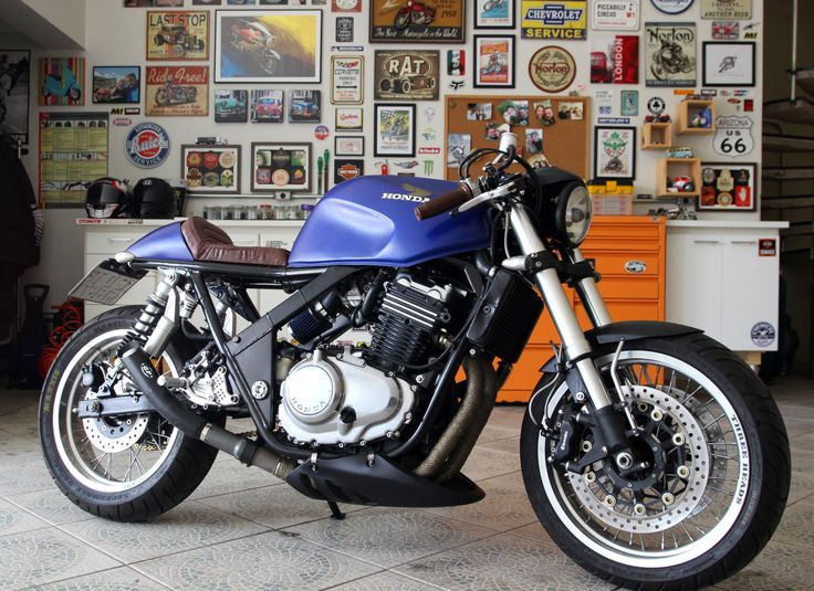 Turbo 41 best honda cb images on Pinterest | Cb500 cafe racer, Cafe  FI07