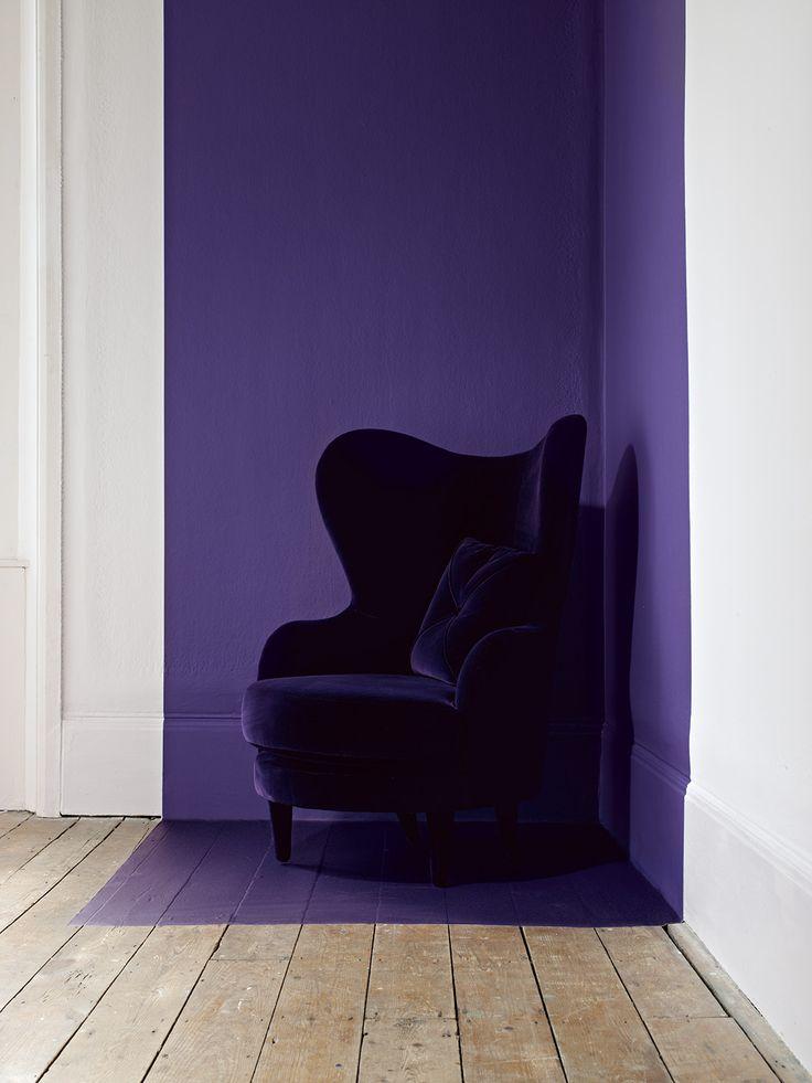 les 9 meilleures images du tableau agrandir une pi ce grace la couleur sur pinterest les. Black Bedroom Furniture Sets. Home Design Ideas