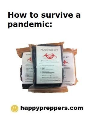 Pandemic preparedness -Considerations for a Pandemic Emergency Response Plan