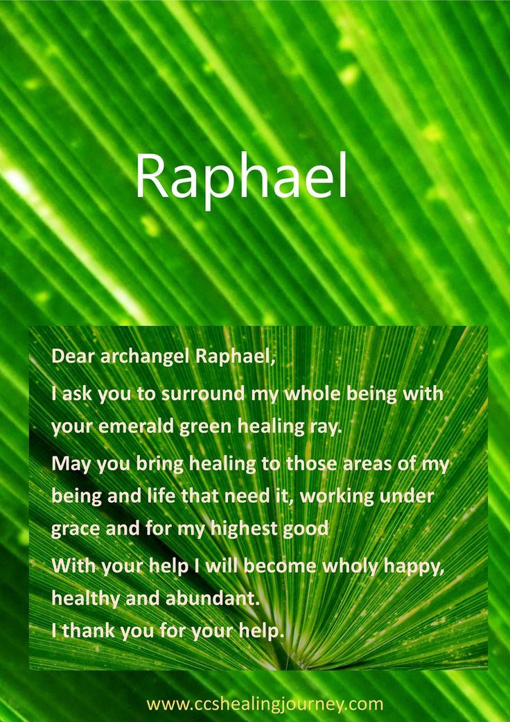 archangel raphael - Google Search
