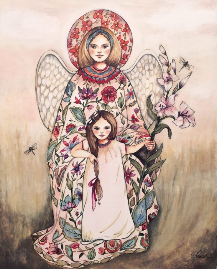 This print is from my original painting of mine. Please choose a size. I print this image on watercolor paper for a unique and beautiful rich,