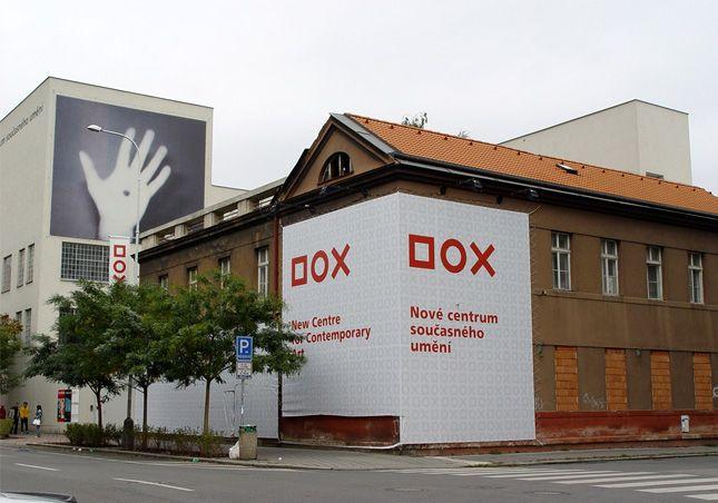 Dox, museum voor contemporary art, 11.00-19.00, Poupetova 1
